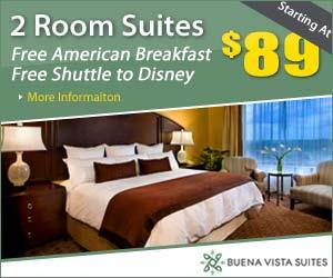 Buena Vista Suite Discounts