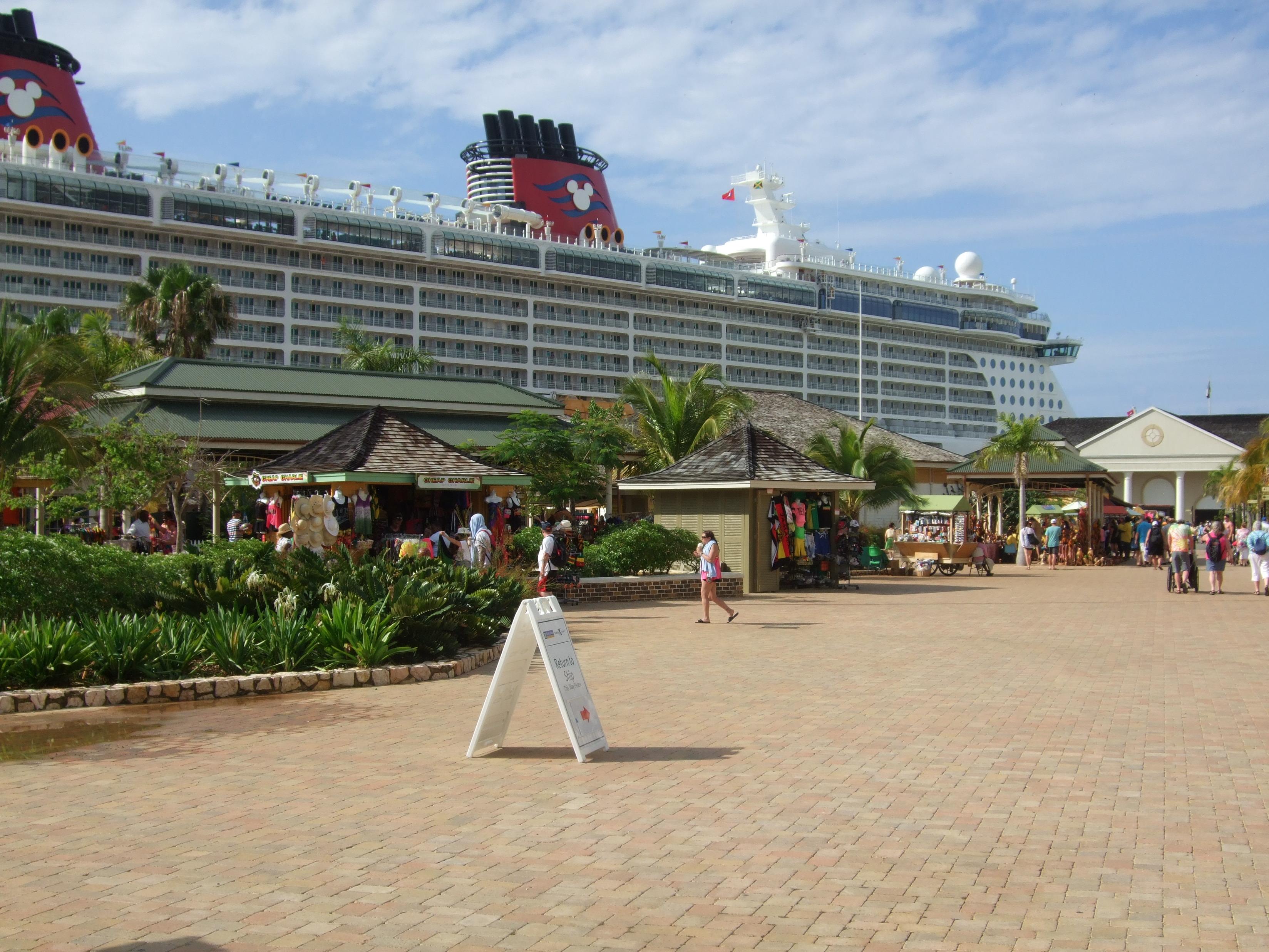 Falmouth Jamaica Shore Excursions Disney Cruise Line