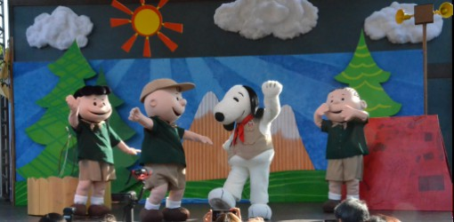 Camp Snoopy celebrates 30 years