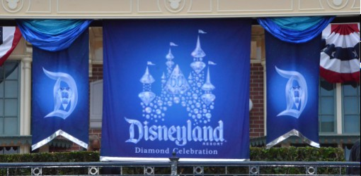 Disneyland Celebrates it's 59th Anniversary