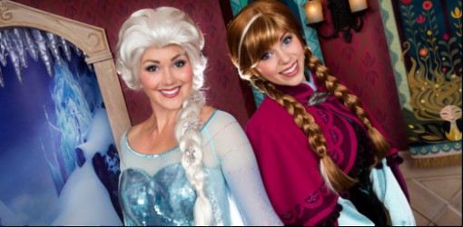 Enjoy Frozen Fun at the Disneyland Resort for just $99 per person per day