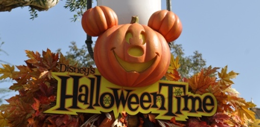 HalloweenTime at the Disneyland Resort