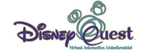 Disney Quest logo