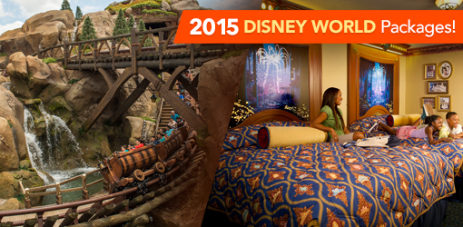Book 2015 Disney World Packages Now!