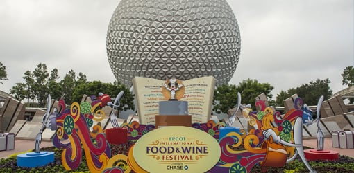 Epcot International Food & Wine Festival 2014